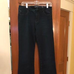 Liverpool Dark Rinse Jeans